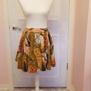 Tracy Feith harvest skirt